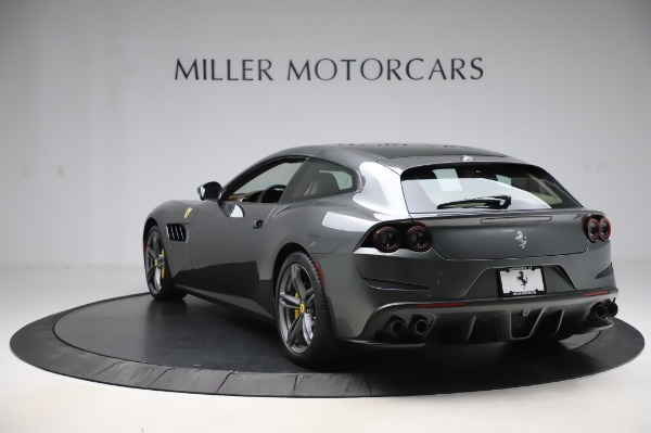 Used 2020 Ferrari GTC4Lusso for sale Call for price at Maserati of Greenwich in Greenwich CT 06830 5