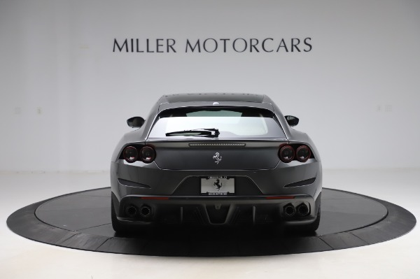 Used 2020 Ferrari GTC4Lusso for sale Call for price at Maserati of Greenwich in Greenwich CT 06830 6