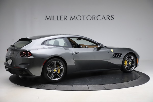 Used 2020 Ferrari GTC4Lusso for sale Call for price at Maserati of Greenwich in Greenwich CT 06830 8