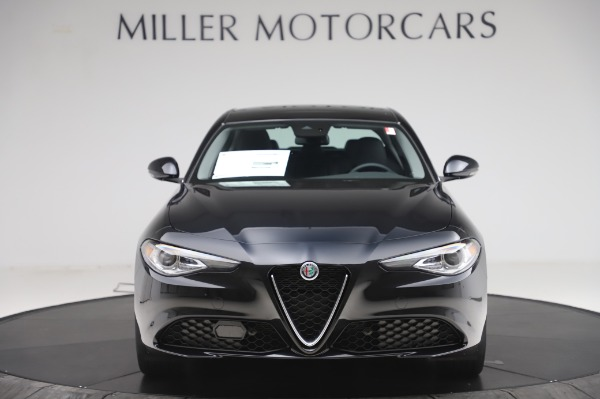 New 2020 Alfa Romeo Giulia Ti Lusso Q4 for sale $46,195 at Maserati of Greenwich in Greenwich CT 06830 12