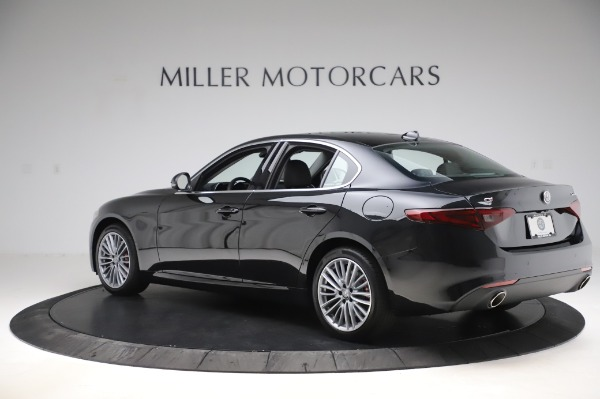 New 2020 Alfa Romeo Giulia Ti Lusso Q4 for sale $46,195 at Maserati of Greenwich in Greenwich CT 06830 4