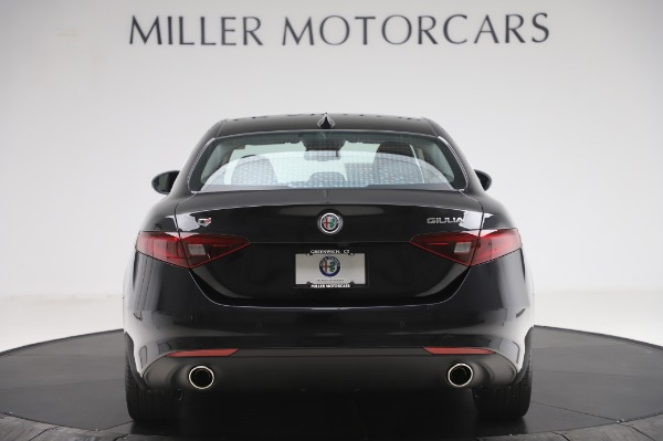 New 2020 Alfa Romeo Giulia Ti Lusso Q4 for sale $46,195 at Maserati of Greenwich in Greenwich CT 06830 6