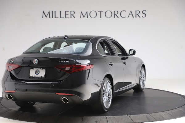 New 2020 Alfa Romeo Giulia Ti Lusso Q4 for sale $46,195 at Maserati of Greenwich in Greenwich CT 06830 7