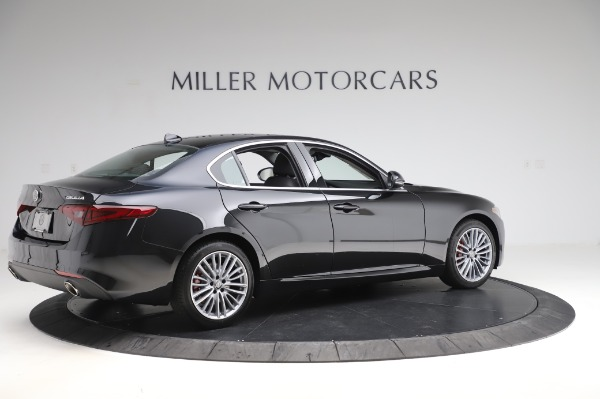 New 2020 Alfa Romeo Giulia Ti Lusso Q4 for sale $46,195 at Maserati of Greenwich in Greenwich CT 06830 8