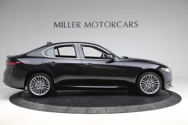 New 2020 Alfa Romeo Giulia Ti Lusso Q4 for sale $46,195 at Maserati of Greenwich in Greenwich CT 06830 9