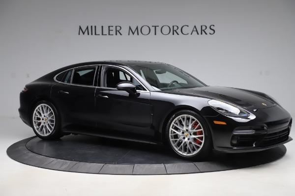 Used 2017 Porsche Panamera Turbo for sale $95,900 at Maserati of Greenwich in Greenwich CT 06830 10