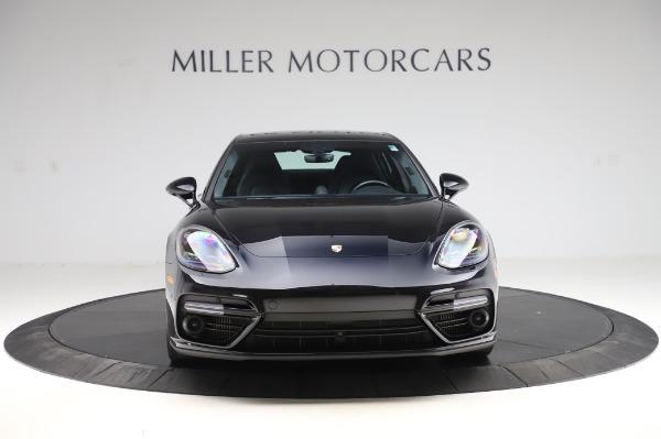 Used 2017 Porsche Panamera Turbo for sale $95,900 at Maserati of Greenwich in Greenwich CT 06830 12