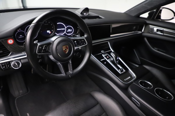 Used 2017 Porsche Panamera Turbo for sale $95,900 at Maserati of Greenwich in Greenwich CT 06830 13