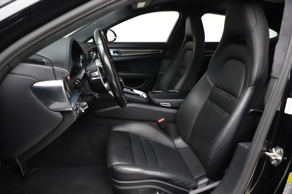 Used 2017 Porsche Panamera Turbo for sale $95,900 at Maserati of Greenwich in Greenwich CT 06830 14