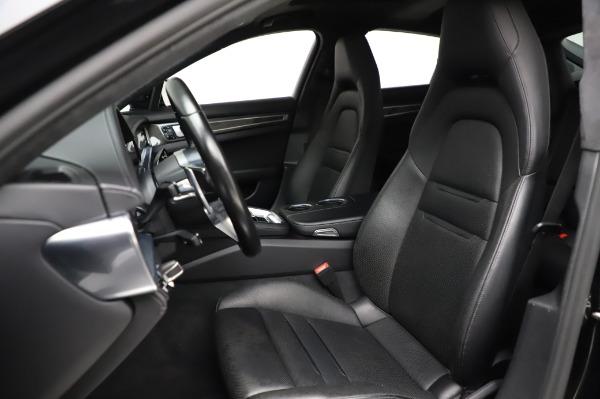 Used 2017 Porsche Panamera Turbo for sale $95,900 at Maserati of Greenwich in Greenwich CT 06830 15