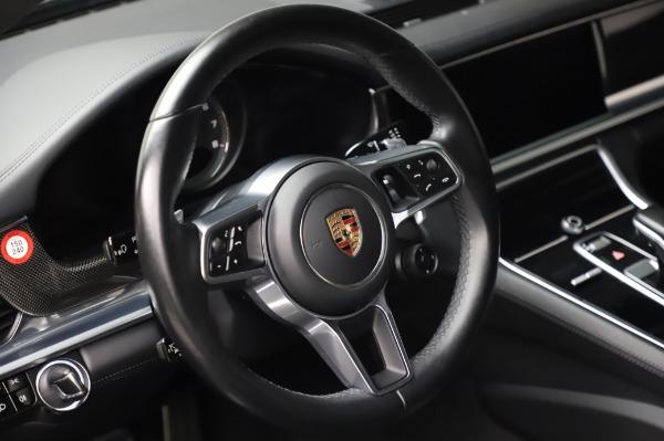 Used 2017 Porsche Panamera Turbo for sale $95,900 at Maserati of Greenwich in Greenwich CT 06830 16