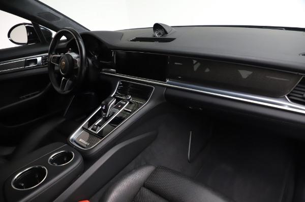 Used 2017 Porsche Panamera Turbo for sale $95,900 at Maserati of Greenwich in Greenwich CT 06830 19