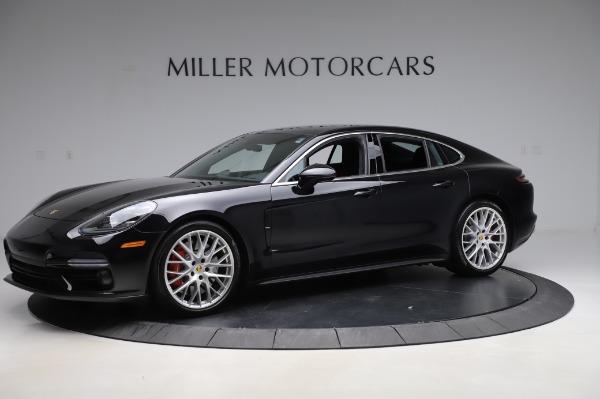 Used 2017 Porsche Panamera Turbo for sale $95,900 at Maserati of Greenwich in Greenwich CT 06830 2