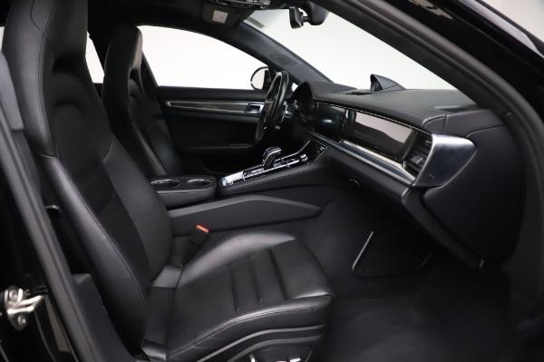 Used 2017 Porsche Panamera Turbo for sale $95,900 at Maserati of Greenwich in Greenwich CT 06830 20