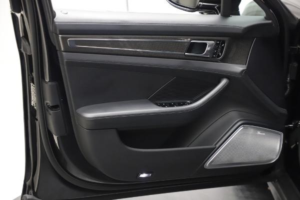 Used 2017 Porsche Panamera Turbo for sale $95,900 at Maserati of Greenwich in Greenwich CT 06830 23