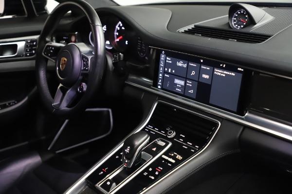Used 2017 Porsche Panamera Turbo for sale $95,900 at Maserati of Greenwich in Greenwich CT 06830 25
