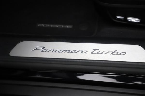 Used 2017 Porsche Panamera Turbo for sale $95,900 at Maserati of Greenwich in Greenwich CT 06830 26