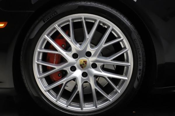 Used 2017 Porsche Panamera Turbo for sale $95,900 at Maserati of Greenwich in Greenwich CT 06830 27