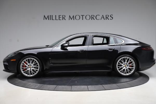 Used 2017 Porsche Panamera Turbo for sale $95,900 at Maserati of Greenwich in Greenwich CT 06830 3