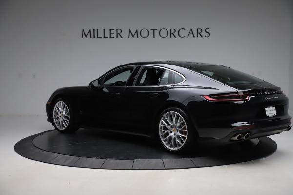 Used 2017 Porsche Panamera Turbo for sale $95,900 at Maserati of Greenwich in Greenwich CT 06830 4