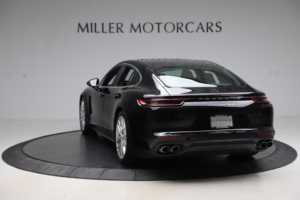 Used 2017 Porsche Panamera Turbo for sale $95,900 at Maserati of Greenwich in Greenwich CT 06830 5