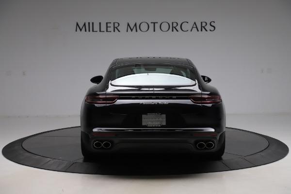 Used 2017 Porsche Panamera Turbo for sale $95,900 at Maserati of Greenwich in Greenwich CT 06830 6