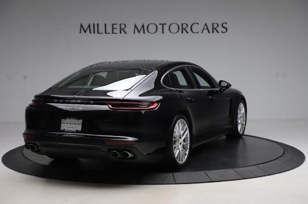 Used 2017 Porsche Panamera Turbo for sale $95,900 at Maserati of Greenwich in Greenwich CT 06830 7