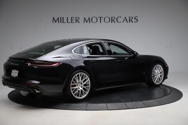 Used 2017 Porsche Panamera Turbo for sale $95,900 at Maserati of Greenwich in Greenwich CT 06830 8