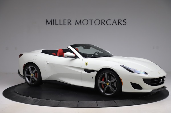 Used 2020 Ferrari Portofino Base for sale Sold at Maserati of Greenwich in Greenwich CT 06830 10