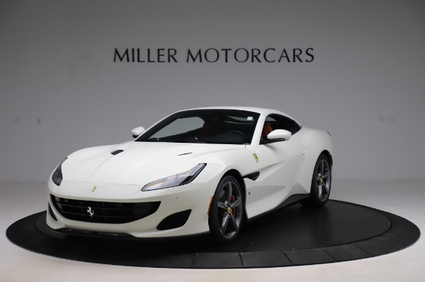 Used 2020 Ferrari Portofino Base for sale Sold at Maserati of Greenwich in Greenwich CT 06830 13