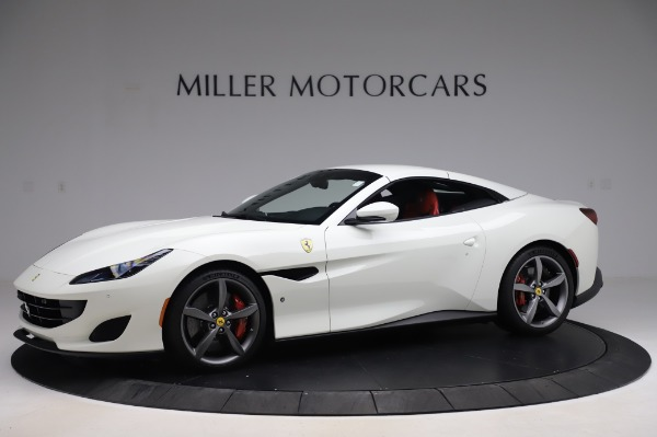 Used 2020 Ferrari Portofino Base for sale Sold at Maserati of Greenwich in Greenwich CT 06830 14