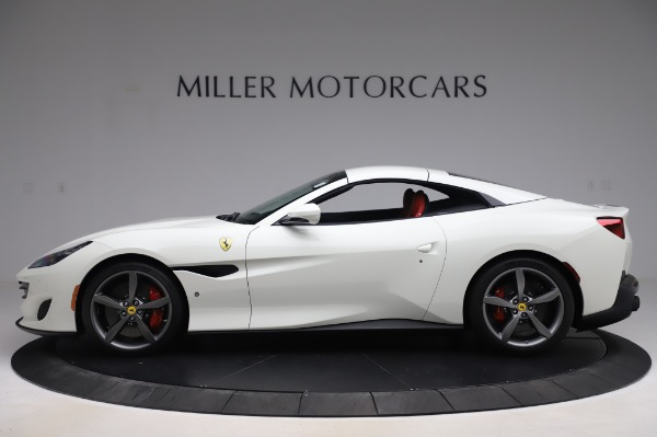 Used 2020 Ferrari Portofino Base for sale Sold at Maserati of Greenwich in Greenwich CT 06830 15