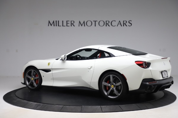 Used 2020 Ferrari Portofino Base for sale Sold at Maserati of Greenwich in Greenwich CT 06830 16