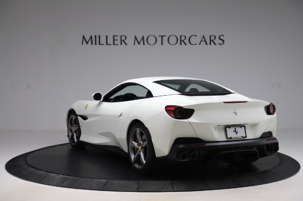 Used 2020 Ferrari Portofino Base for sale Sold at Maserati of Greenwich in Greenwich CT 06830 17