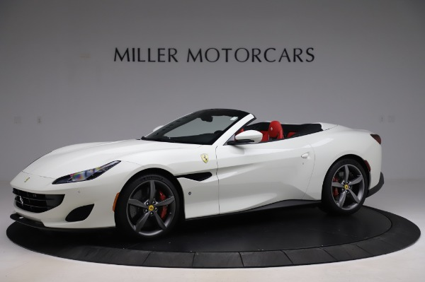 Used 2020 Ferrari Portofino Base for sale Sold at Maserati of Greenwich in Greenwich CT 06830 2