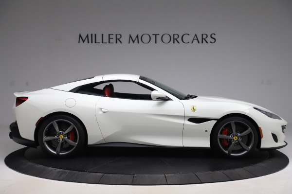Used 2020 Ferrari Portofino Base for sale Sold at Maserati of Greenwich in Greenwich CT 06830 21