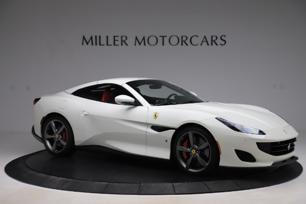 Used 2020 Ferrari Portofino Base for sale Sold at Maserati of Greenwich in Greenwich CT 06830 22