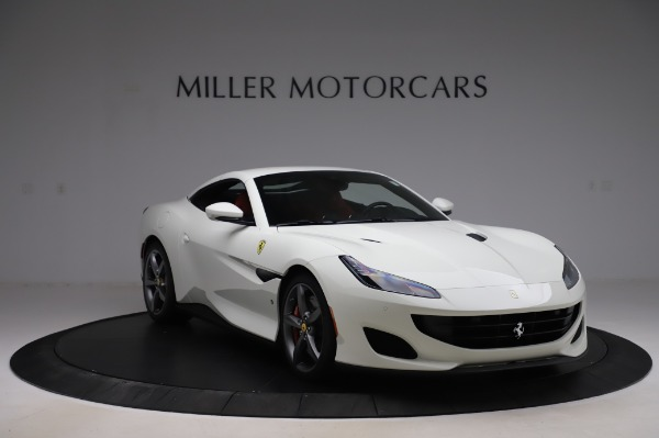 Used 2020 Ferrari Portofino Base for sale Sold at Maserati of Greenwich in Greenwich CT 06830 23