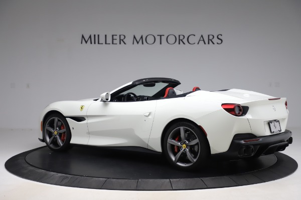Used 2020 Ferrari Portofino Base for sale Sold at Maserati of Greenwich in Greenwich CT 06830 4