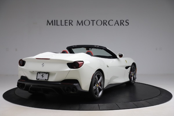 Used 2020 Ferrari Portofino Base for sale Sold at Maserati of Greenwich in Greenwich CT 06830 7