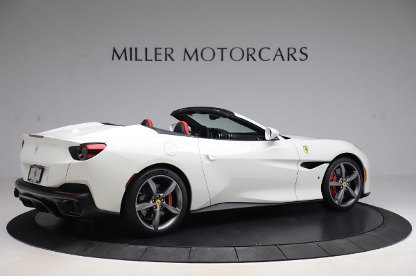 Used 2020 Ferrari Portofino Base for sale Sold at Maserati of Greenwich in Greenwich CT 06830 8