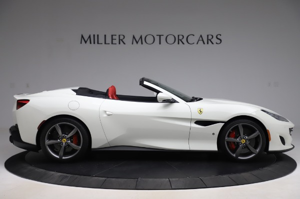 Used 2020 Ferrari Portofino Base for sale Sold at Maserati of Greenwich in Greenwich CT 06830 9