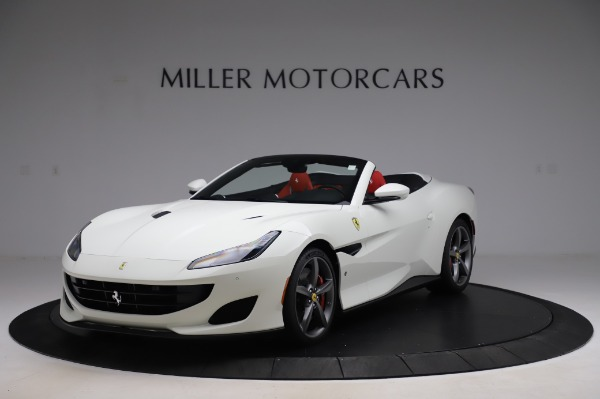 Used 2020 Ferrari Portofino Base for sale Sold at Maserati of Greenwich in Greenwich CT 06830 1