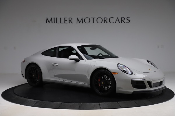 Used 2018 Porsche 911 Carrera GTS for sale Call for price at Maserati of Greenwich in Greenwich CT 06830 10