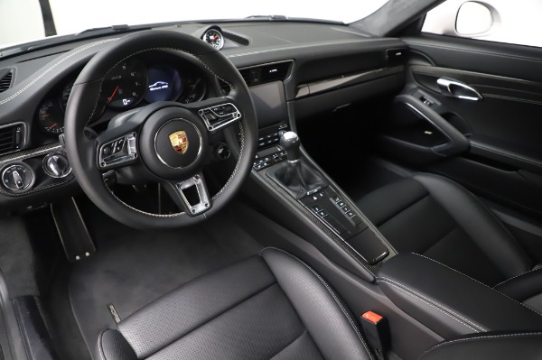 Used 2018 Porsche 911 Carrera GTS for sale Call for price at Maserati of Greenwich in Greenwich CT 06830 14