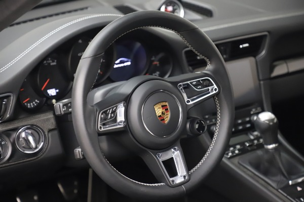 Used 2018 Porsche 911 Carrera GTS for sale Call for price at Maserati of Greenwich in Greenwich CT 06830 17