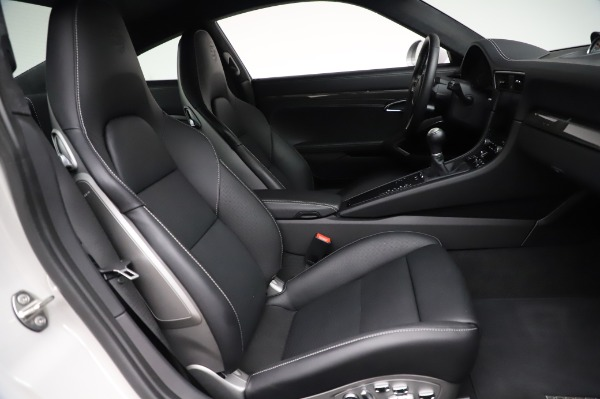 Used 2018 Porsche 911 Carrera GTS for sale Call for price at Maserati of Greenwich in Greenwich CT 06830 19