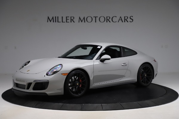 Used 2018 Porsche 911 Carrera GTS for sale Call for price at Maserati of Greenwich in Greenwich CT 06830 2