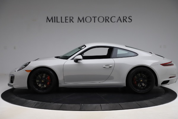 Used 2018 Porsche 911 Carrera GTS for sale Call for price at Maserati of Greenwich in Greenwich CT 06830 3