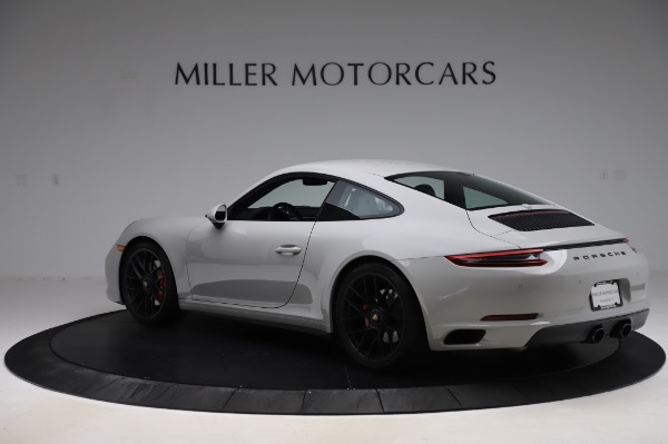 Used 2018 Porsche 911 Carrera GTS for sale Call for price at Maserati of Greenwich in Greenwich CT 06830 4